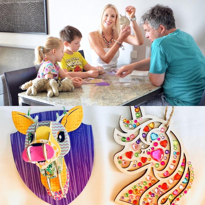 Adina Hotel - Geschenke für die Kinder