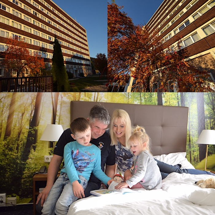 Ahorn Hotels Family