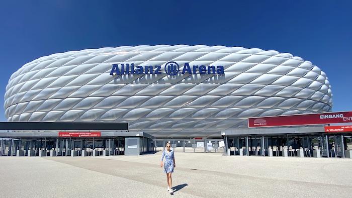 Allianz-Arena besuchen