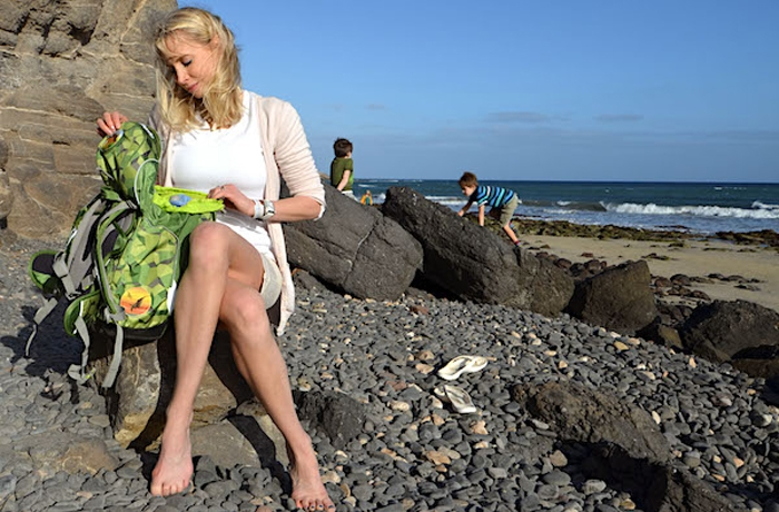 Elischeba Wilde - Momblogger auf Fuerteventura