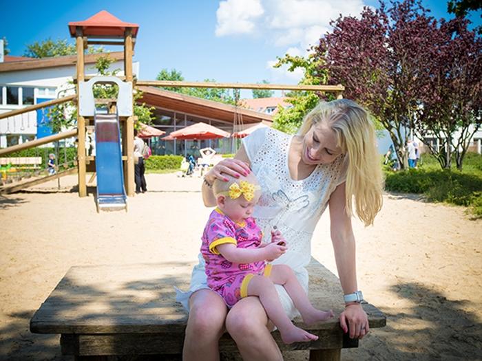 Emchen Elischeba Spielplatz Kur in Rerik