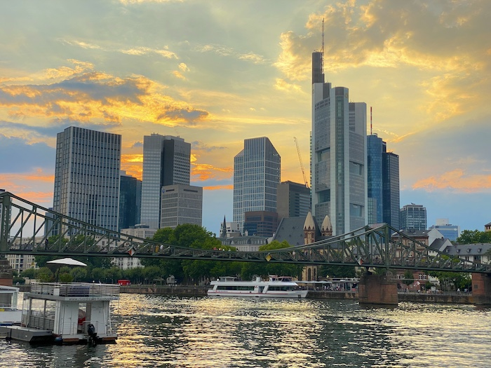 Frankfurt Skyline - Frankfurt am Main