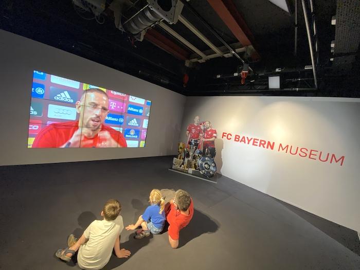 Neuigkeiten im FC Bayern Museum