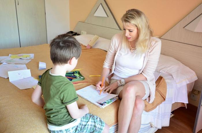 Single-Urlaub mit Kind auf Fuerteventura - Elischeba Wilde