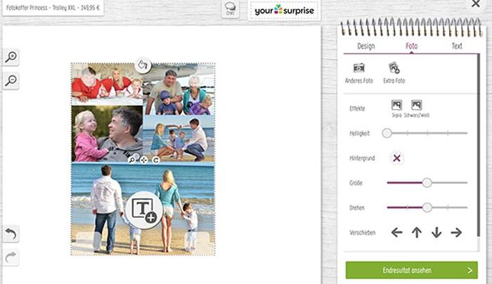 smartphoto Screenshot - YourSurprise Screenshot