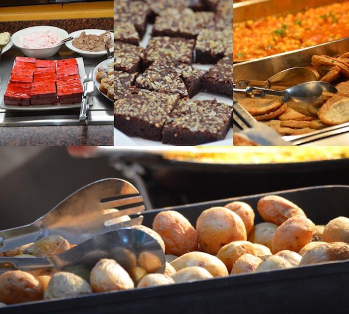 wie ist das Essen im SBH Fuerteventura Playa