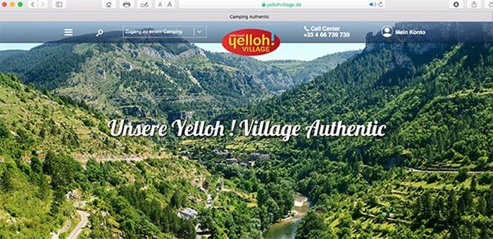 Camping mit Yelloh! Village – Frankreich, Portugal und Spanien
