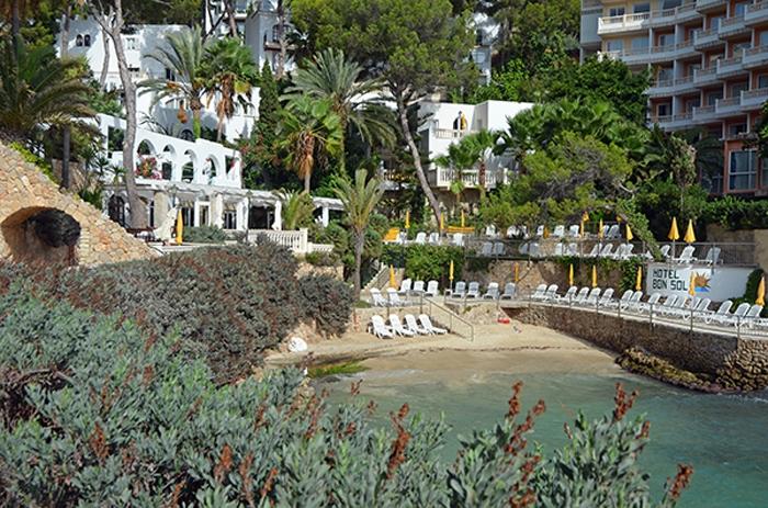 Hotel Bon Sol auf Mallorca