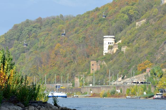 Gondel Rheinbahn Koblenz