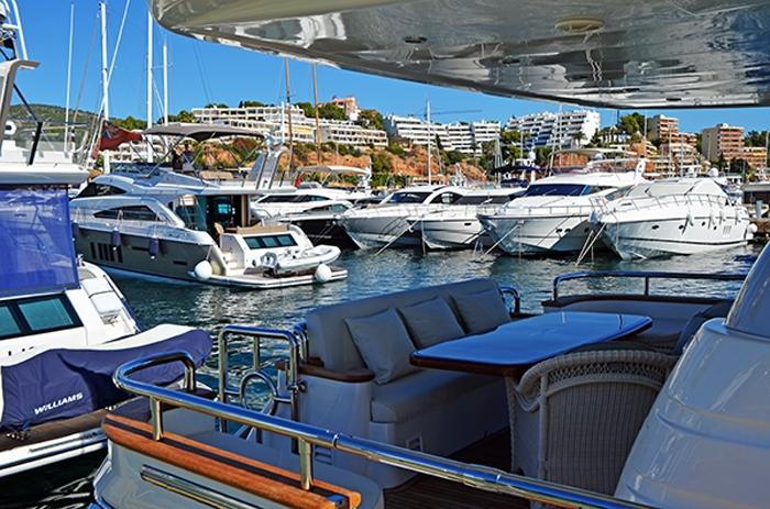 Puerto Portals - Yachthafen auf Mallorca