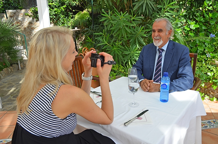 Interview mit dem Hoteldirektor vom Bon Sol auf Mallorca - Elischeba Wilde