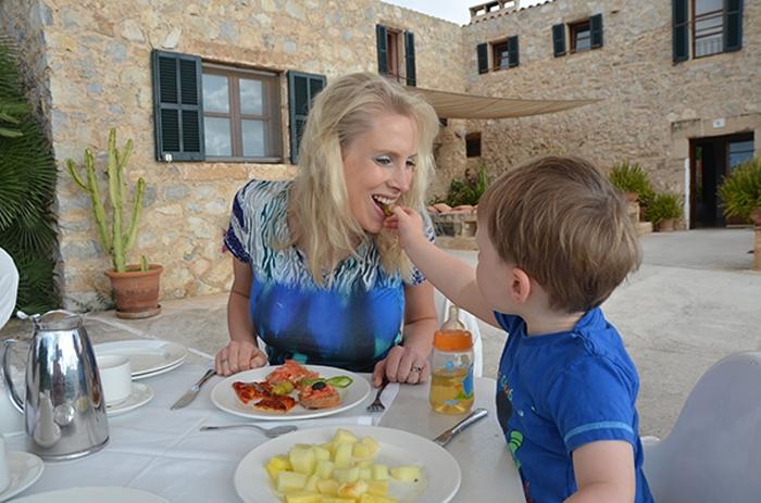 Landhaus auf Mallorca - Elischeba und Leon