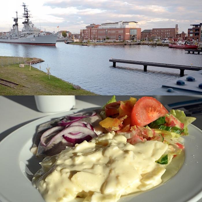 Marinemuseum in Wilhelmshaven - Collage