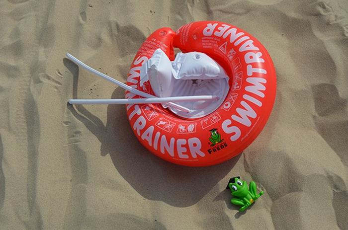 Swimtrainer - Reifen und Frosch