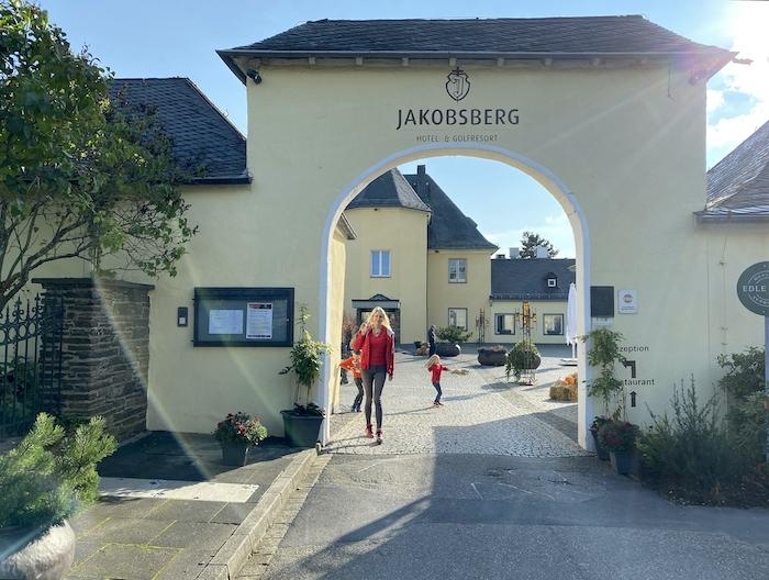 Romantikhotel Klosterhof Jakobsberg