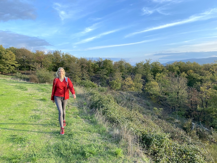 Elischeba Wilde - Spaziergang im Herbst