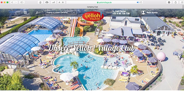 yelloh Village - Cluburlaub