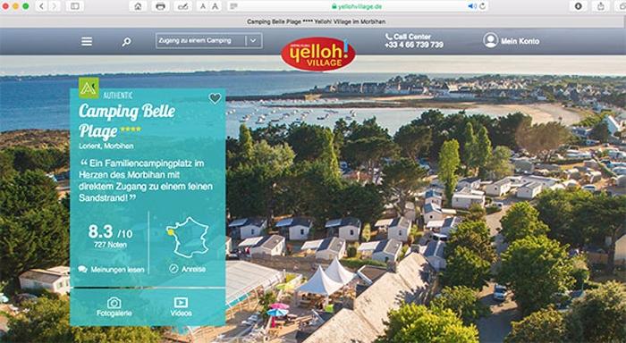 yelloh Village - Camping Belle Plage
