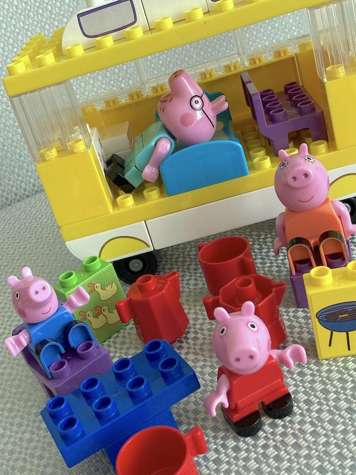 Geschenkidee für Kinder - Peppa Pig