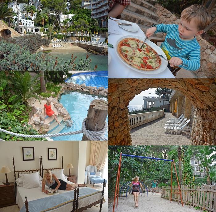 Collage - Hotel Bon Sol