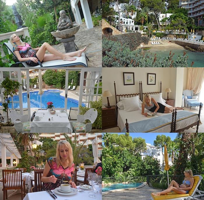 Collage - Hotel Bon Sol - Genuss