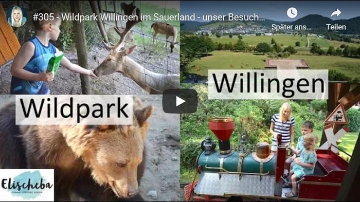 ElischebaTV_305 Wildpark Willingen im Sauerland