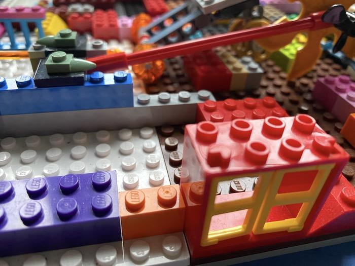 Lego Bausteine für kreative Kinder
