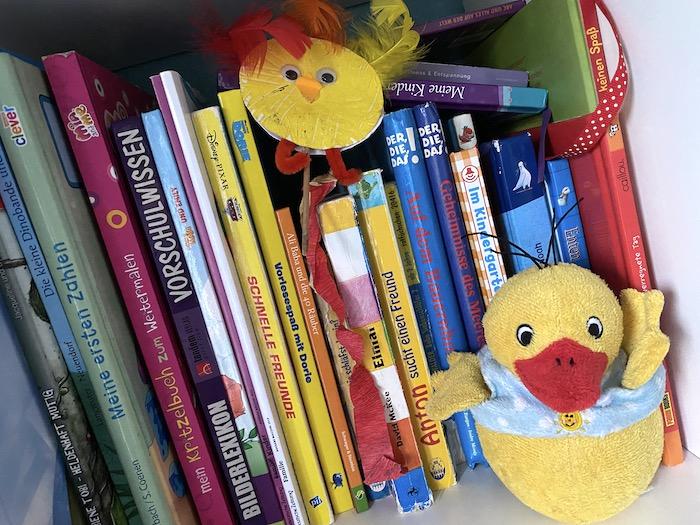 Kinderbücher - Kita