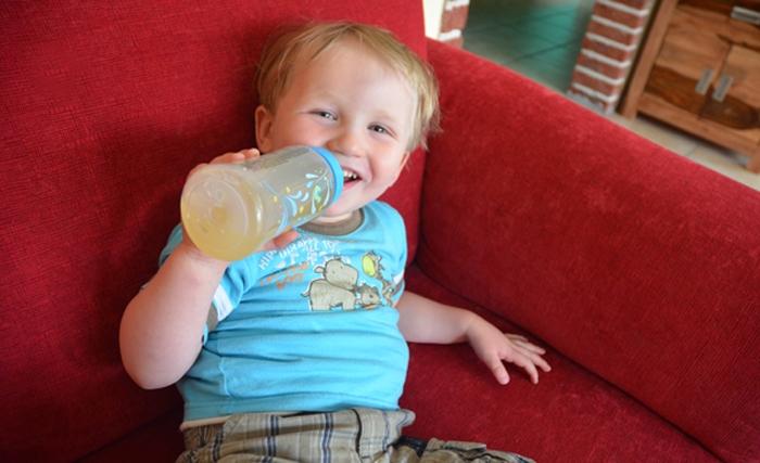 Leon - zwei Jahre alt