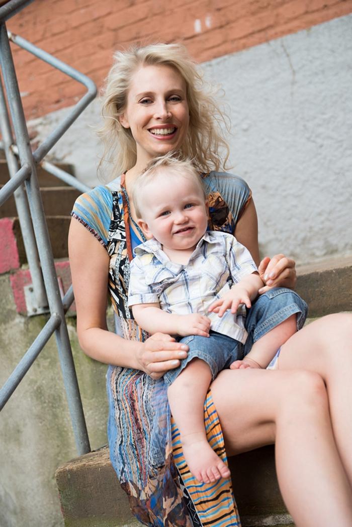 Elischeba und Leon im Sommer 2013