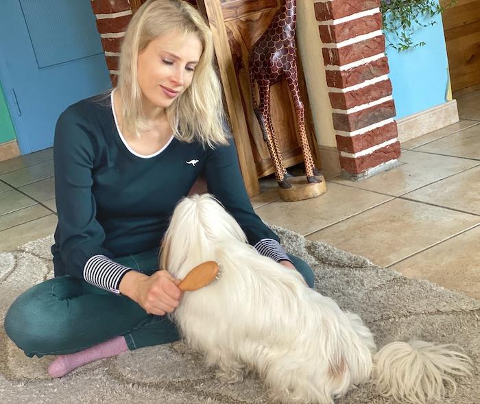 Unsere ersten drei Wochen mit Hund – <div>Erfahrungen, Tipps und News</div>