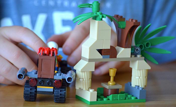 Lego - Spinne