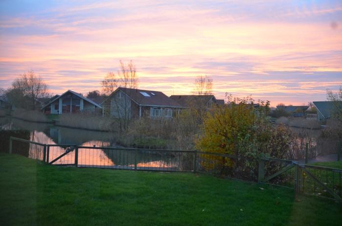 Morgenrot in Zeeland