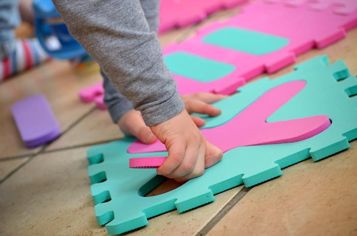 Puzzle-Matte - Spielsachen