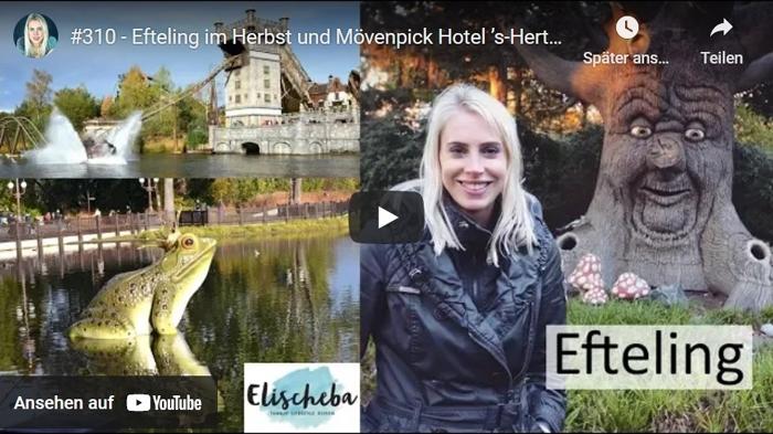 ElischebaTV_310 - Efteling im Herbst - Mövenpick Hotel sHertogenbosch
