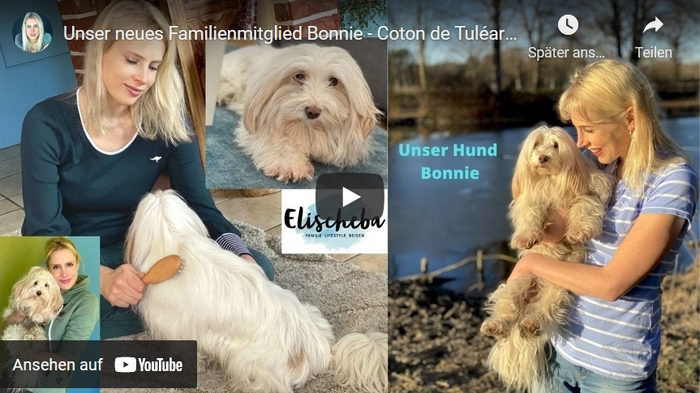 ElischebaTV_353 neues Familienmitglied Bonnie