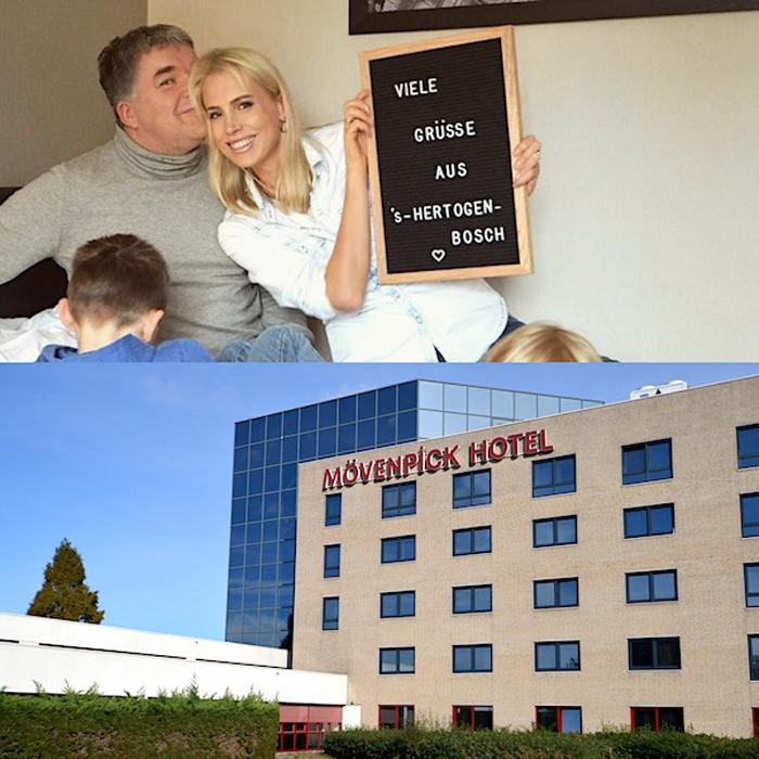 Erfahrungen in Mövenpick Hotels - Elischeba Wilde