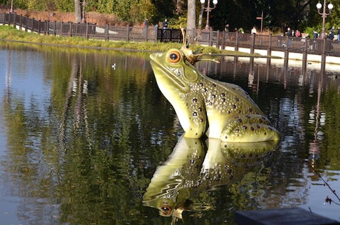 Froschkönig in Efteling