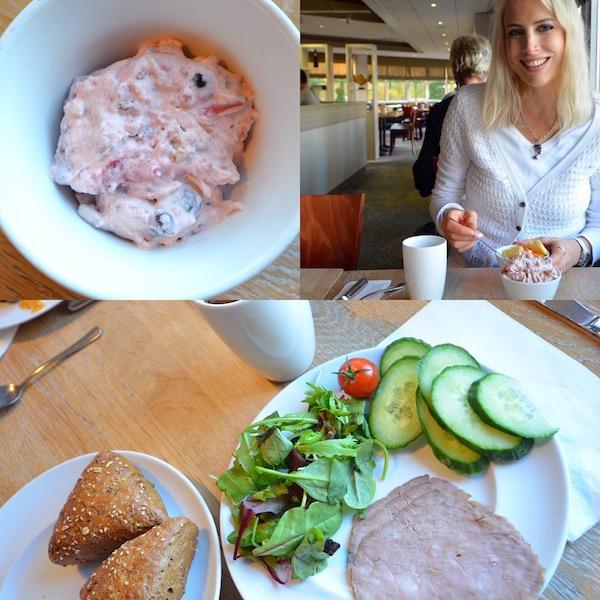 lecker Frühstück im Mövenpick - Elischeba Wilde