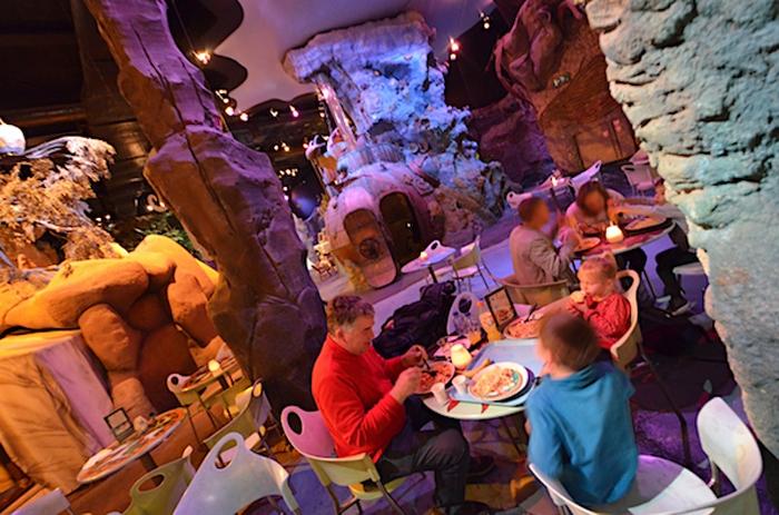 Octopus Restaurant in Efteling