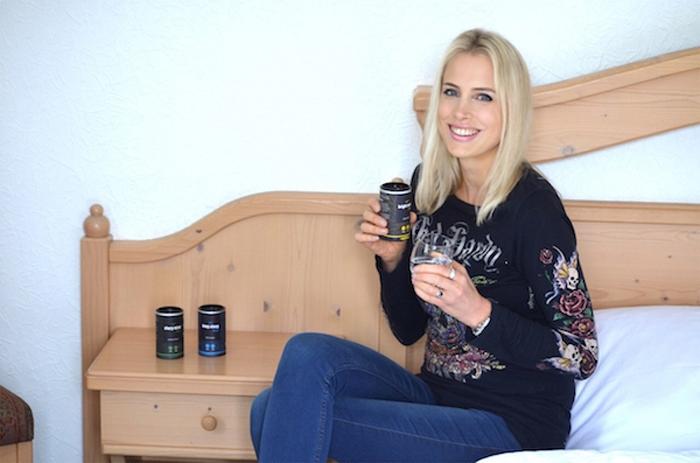 Elischeba Wilde präsentiert natürliche Schlafmittel
