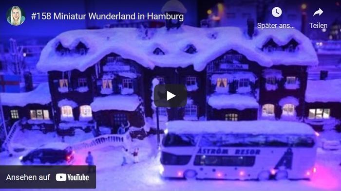 ElischebaTV_158 - Miniatur Wunderland in Hamburg