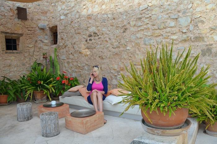 Elischeba Wilde auf Mallorca