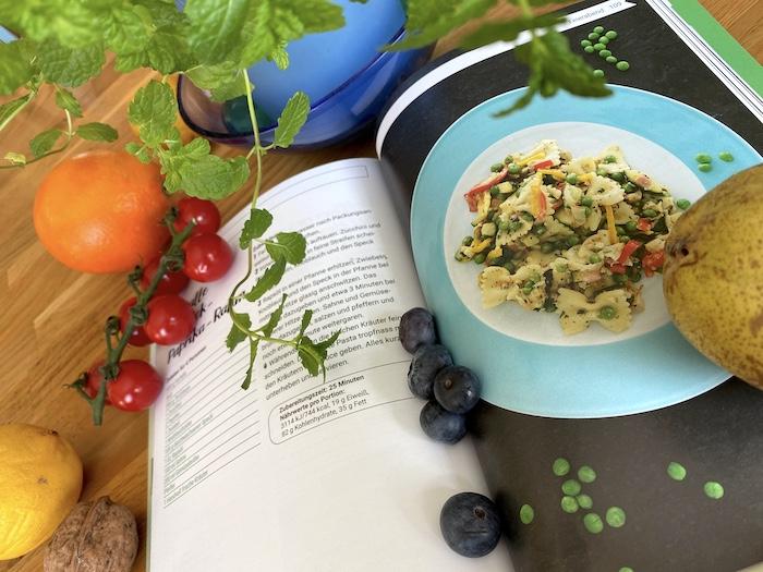 Tipps für schnelles und gesundes Essen <div>im Homeoffice oder unterwegs</div>