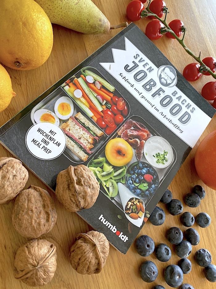 Sven Bachs Jobfood - Kochbuch