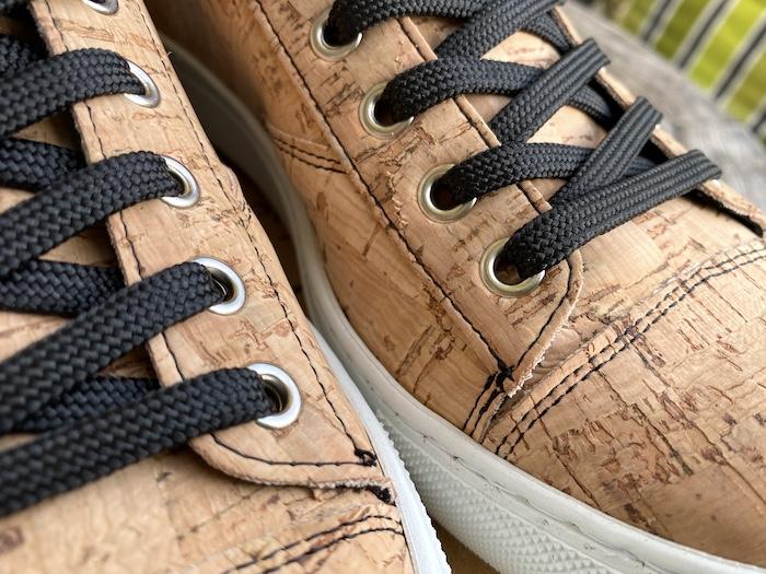 Schuhe aus Cork