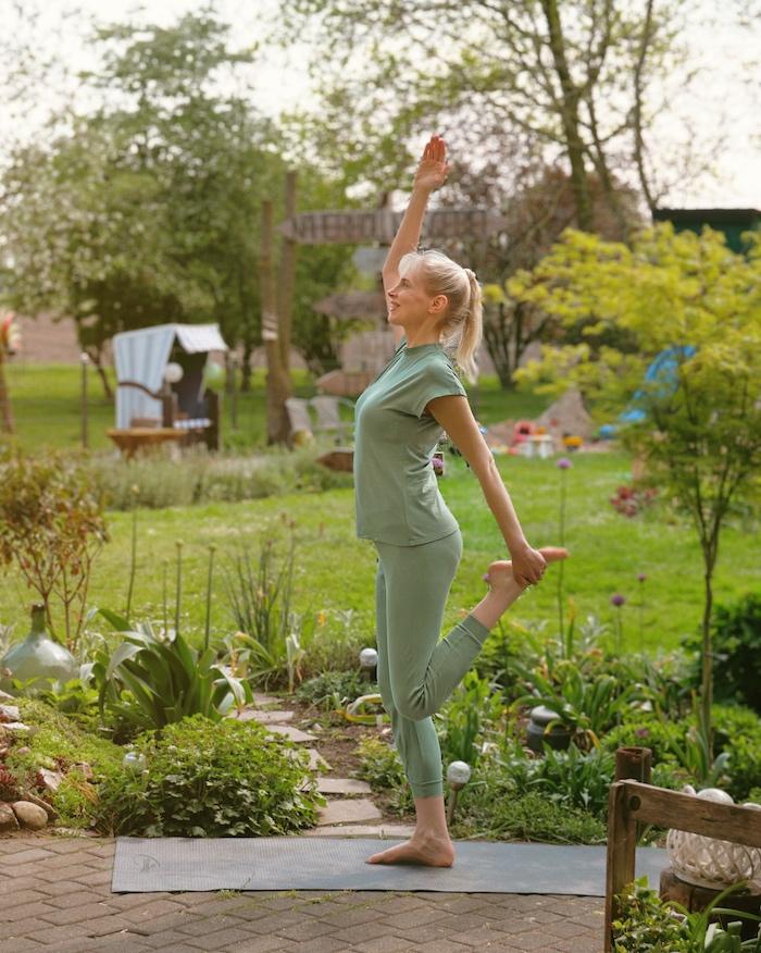 Elischeba Wilde - Shivas Tanzhaltung
