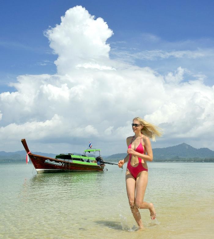 Elischeba liebt Thailand