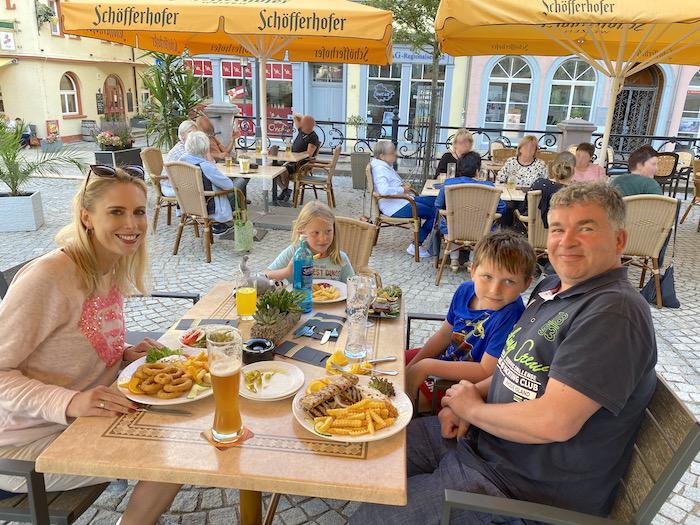 Family Wilde - Sondershausen Marktplatz