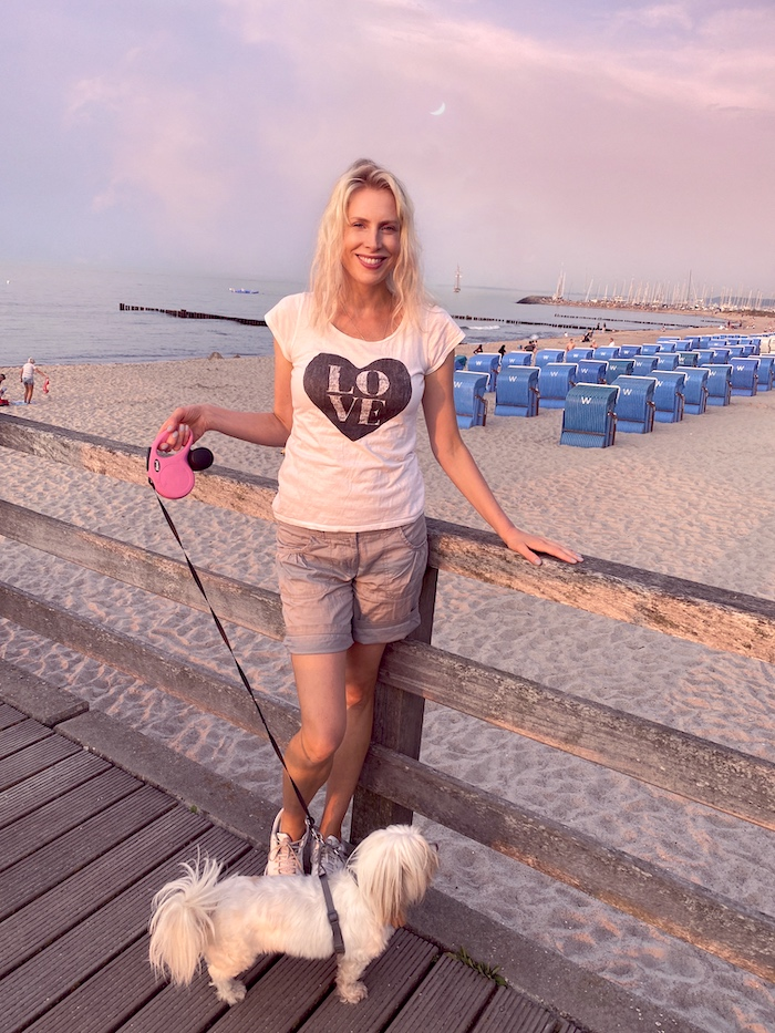 Elischeba Wilde - Urlaub mit Hund